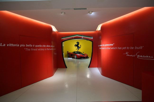 museo Mostra ''Ferraristi per sempre''