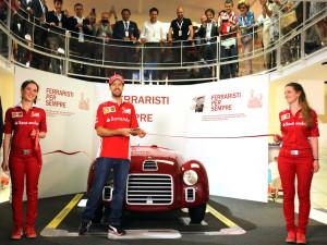 Museo Ferrari Mostra ''Ferraristi per sempre''