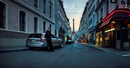Volvo Cars' new V90 campaign features footballing legend Zlatan Ibrahimović