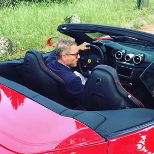 Lapo Elkann Ferrari 5