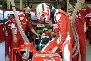 TEST GRAN BRETAGNA F1/2016