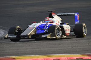 fuoco GP BELGIO F1/2016