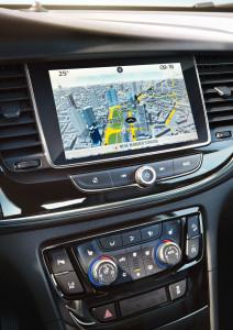 New Opel MOKKA X infotainment