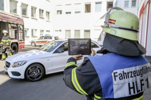 Die Mercedes-Benz Rescue Assist App: Smarte Hilfe für Rettungskräfte