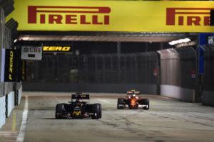 toro rosso ferrari GP SINGAPORE F1/2016