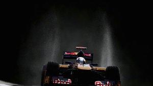 F1 Grand Prix of Belgium – Practice