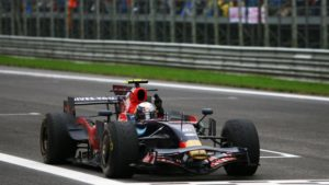 Italian Formula One Grand Prix: Race