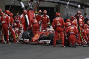 GP MESSICO F1/2016