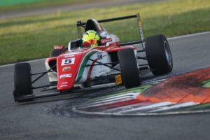 Mick Schumacher (Prema Power Team,Tatuus F.4 T014 Abarth #5)