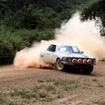 12. Bandama Rallye, 1980