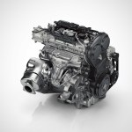 Drive-E 4 cylinder Petrol Engine – T5 Rear