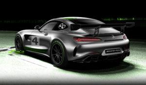 Customer Sports 2016, Mercedes-AMG GT4