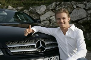 Signing for the Silver Arrows - November 2009
