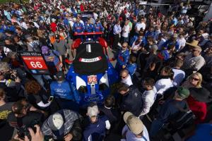 Ford GT has now won its category in both the Rolex 24 At Daytona and the Le Mans 24 Hours