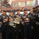 AUTO – DAKAR 2017 – FINISH – PODIUM
