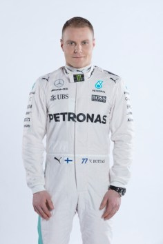 Driver Studio Shots - Valtteri Bottas