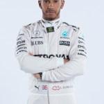 Driver Studio Shots – Lewis Hamilton