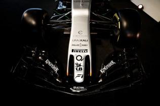 Motor Racing - Sahara Force India F1 VJM10 Launch - Silverstone, England