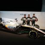 Motor Racing – Sahara Force India F1 VJM10 Launch – Silverstone, England