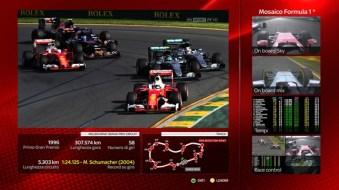 Mosaico F1