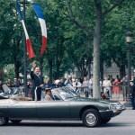 1995 – Investiture du Pr+®sident fran+ºais Jacques Chirac