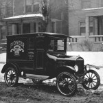 1920 Ford Model TT Panel Delivery truck(1)