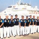 2 Destriero equipaggio a Porto Cervo