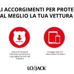 LoJack_Guida contro il furto