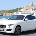 Maserati Levante at Marina Ibiza (1)