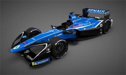 2017 - Formula E - Teaser Z.E. 17