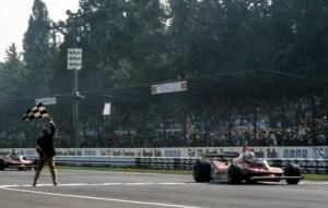 Gran Premio di Monza 9 Settembre 1979  Scheckter Campione del Mondo