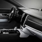 Polestar 1 interior, dashboard side