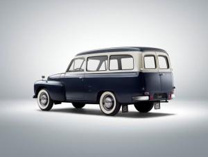Heritage 2 Volvo Duett