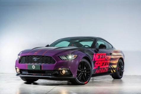Mustang NFS
