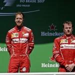 GP BRASILE F1/2017 podio