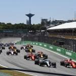 GP BRASILE F1/2017 start