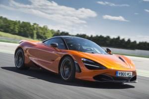 McLaren+720S