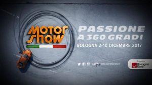motor show locandina 2017