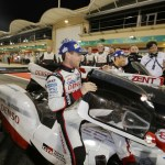 6 Hours of Bahrain Toyota