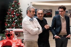 Ferrari natale 2017