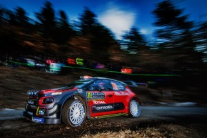 C3 WRC montecarlo