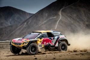 Team Peugeot Total_Dakar 2018_Shakedown_4.1.2018_+é-®PEUGEOT SPORT _ MCH Photography_18246 (Large)