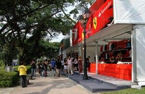 merchandising F1