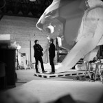 Lion PEUGEOT Making Of 006 – Photo Credit Mikael Pennec