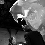 Lion PEUGEOT Making Of 008 – Photo Credit Mikael Pennec