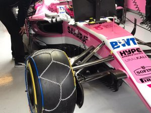 force india catene
