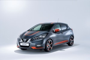 Nissan unveils premium new Micra BOSE® Personal® Edition at Geneva Motor Show