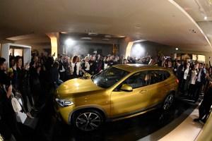 Presentazione BMW X2