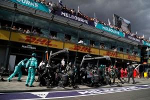 2018 Australian Grand Prix, Sunday – Steve Etherington