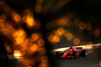 2018 Bahrain GP vettel